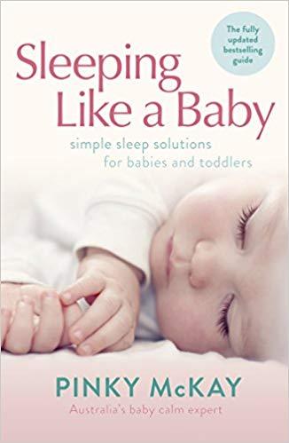 Sleeping Like A Baby by Pinky McKay