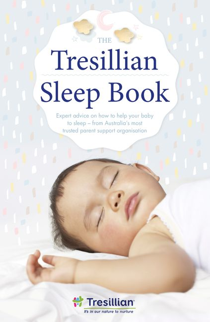 Baby Sleep Training Books - The Tresillian Sleep Book
