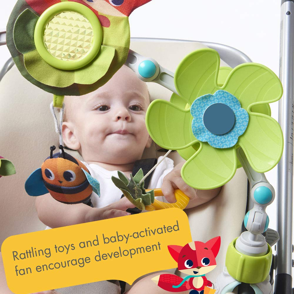 Rattling and interactive toys
