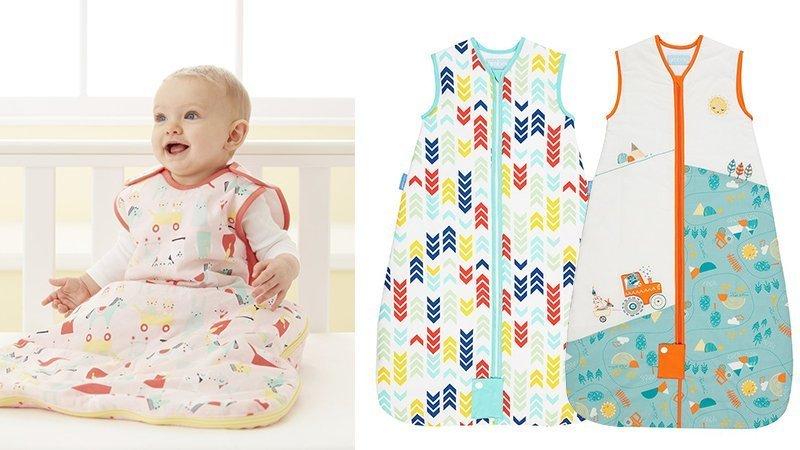 Grobags baby sleep bag - various designs