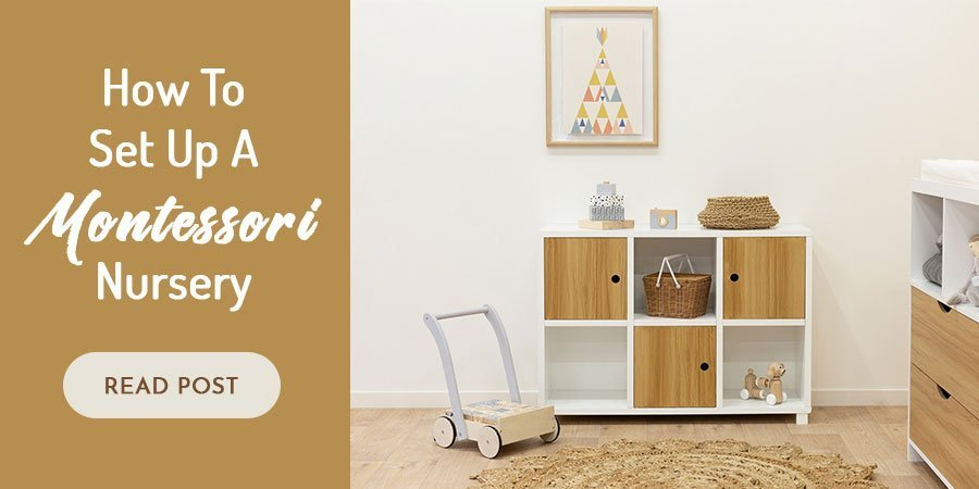 How to set up a montessori nursery