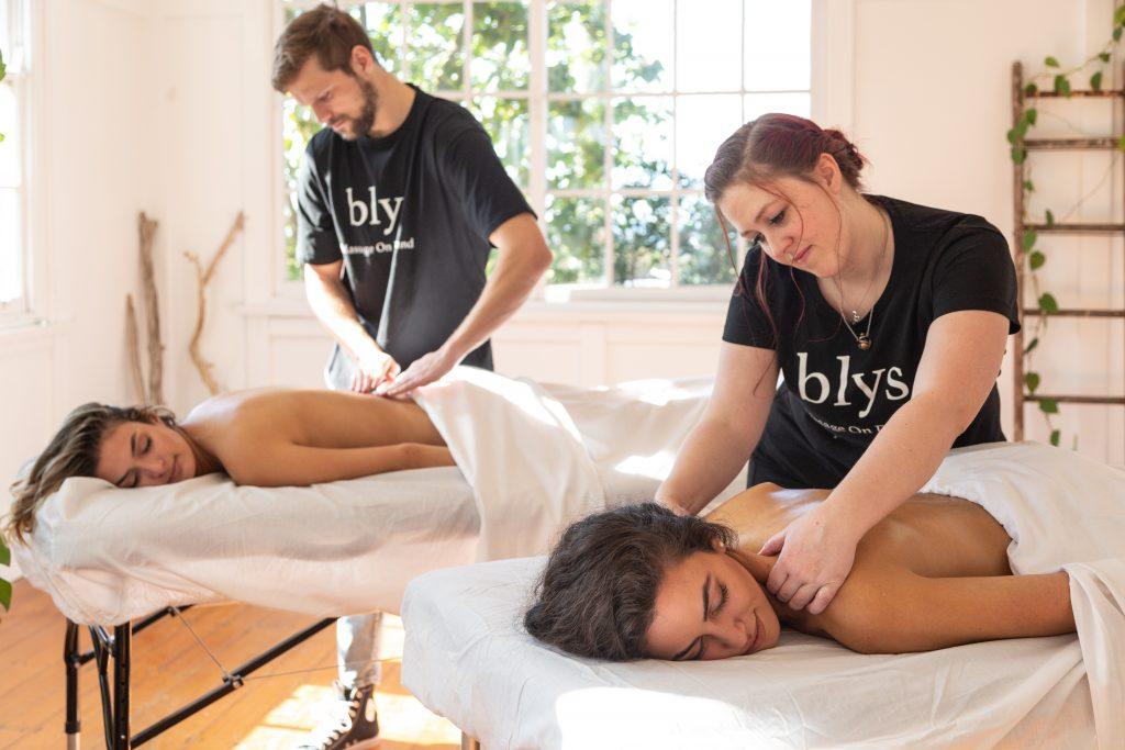 Blys - Mobile Massage On Demand