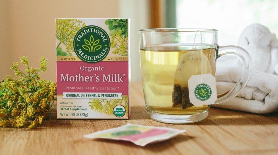 Organic Mother's Milk Tea - Breastfeeding Tea