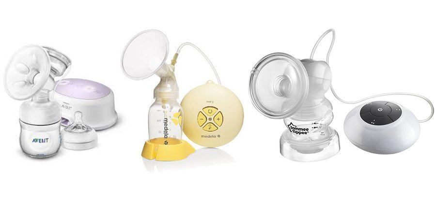 Single electric breast pumps - medela swing, tommee tippee single electric, avent single electric breast pump