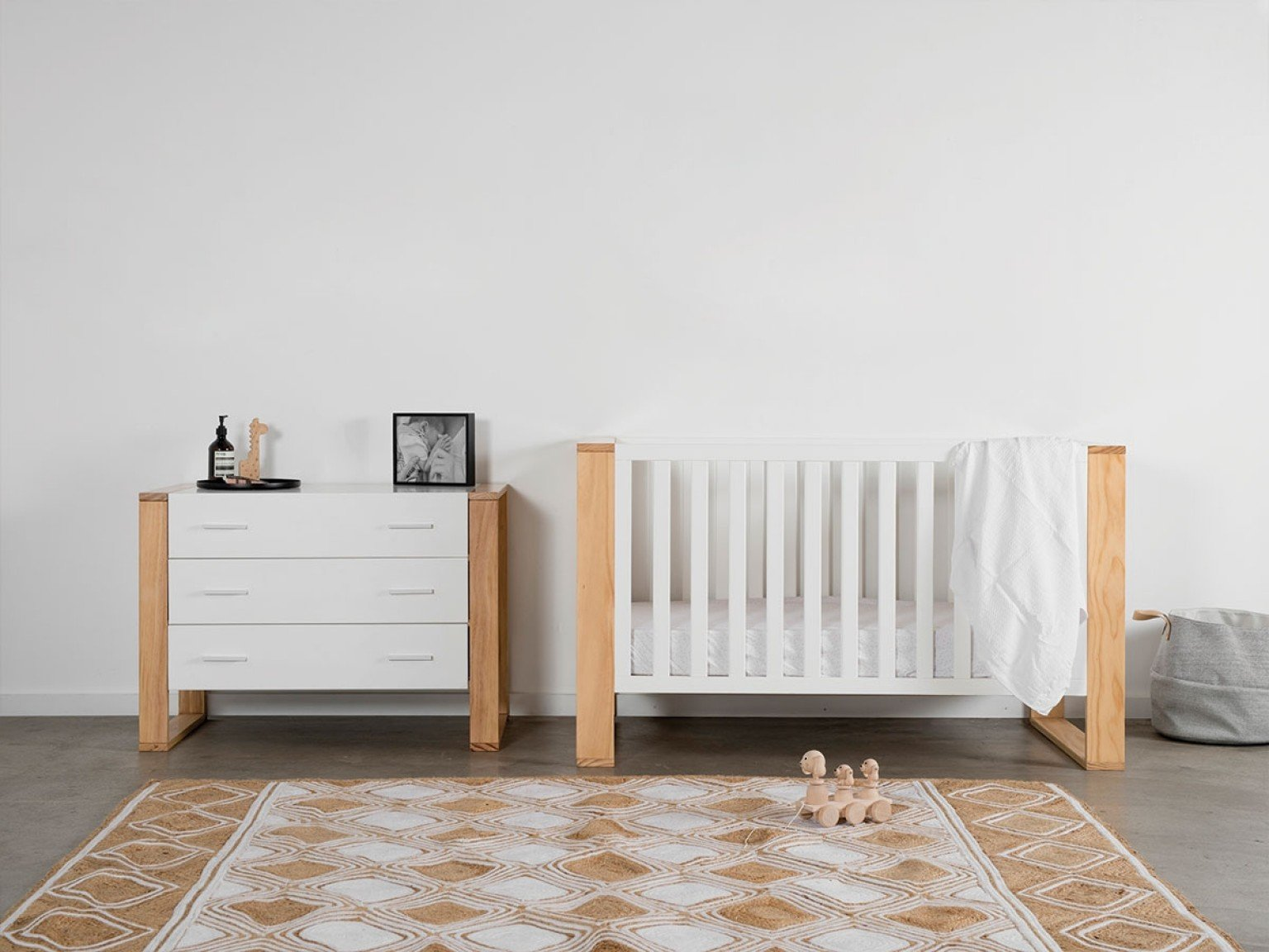 Mocka Australia - Boston Nursery Furniture Package