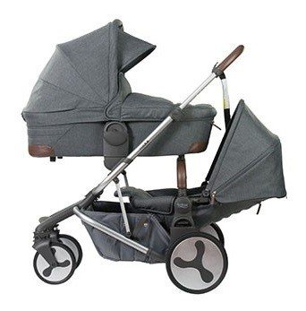 Britax Flexx double pram