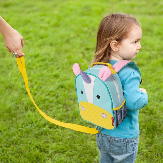 Skip Hop Kids Unicorn Mini Backpack with harness - The Stock Nest