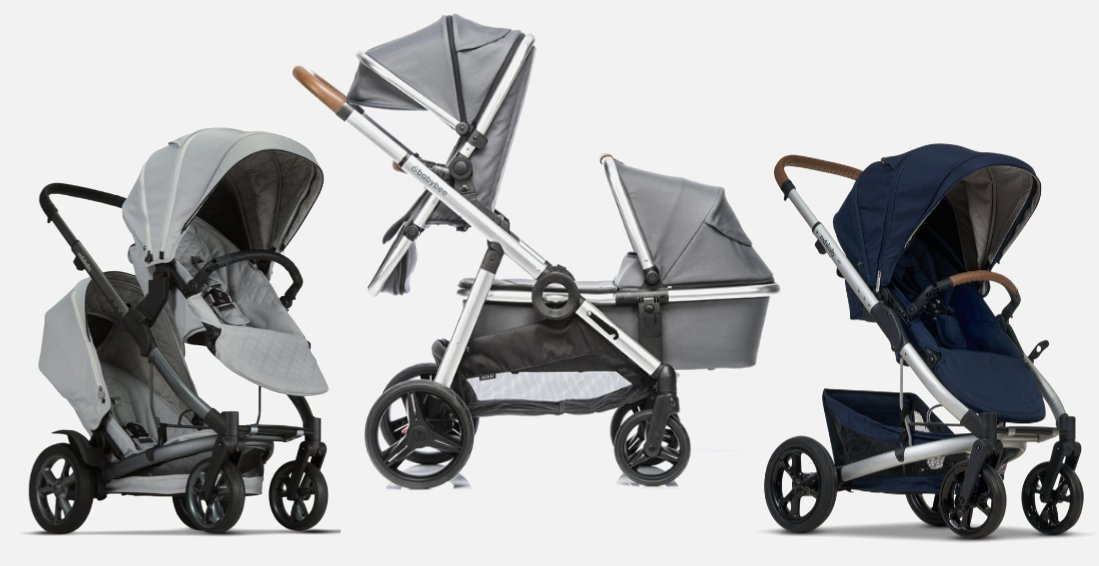 6 Best & Most Affordable Tandem Prams in Australia in 2020