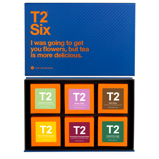 T2 - Pick Your Six Tea Gift Set