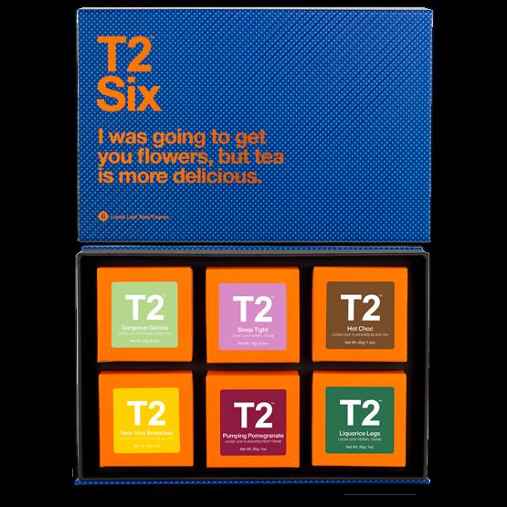T2 - Pick Your Six Tea Gift Set