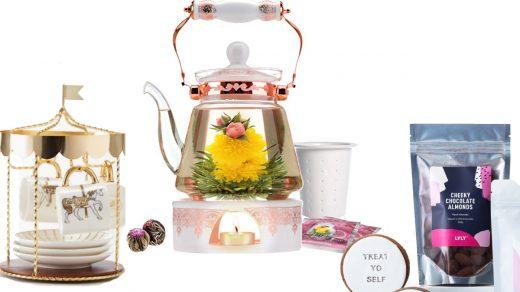 teapots and tea gift sets