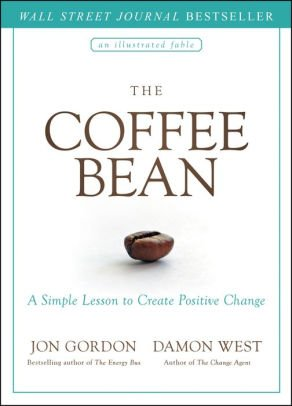 The Coffee Beach by Jon Gordon  Damon West book cover