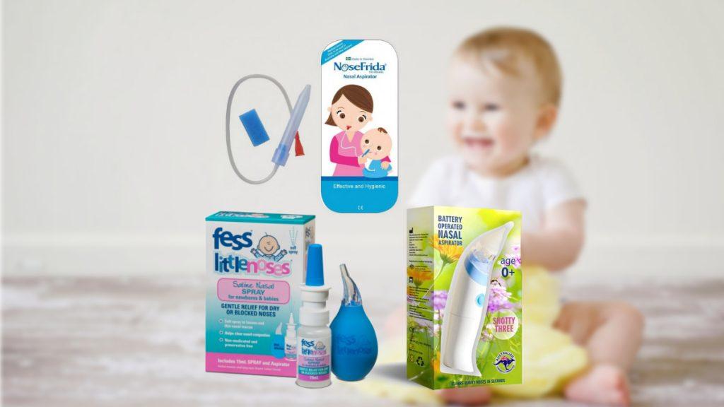 best baby nasal aspirators - bulb, tube, manual, electric