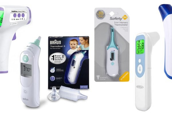 best baby thermometers medescan, cherub baby, safety 1st and more