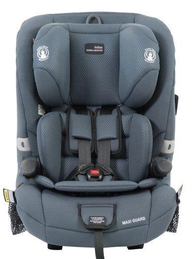 Britax Safe N Sound Maxi Guard Grey convertible car seat 0 to 8 years