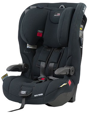Britax Safe N Sound Maxi Rider car seat black for 0 to 8 years