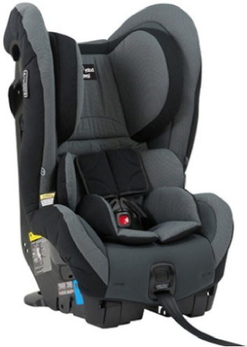 Babylove Ezy Switch EP Grey slimline car seat in Australia