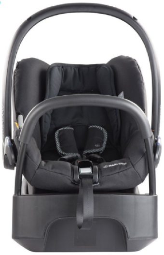 Maxi Cosi Citi Capsule Black Raven the most narrow infant capsule car seat