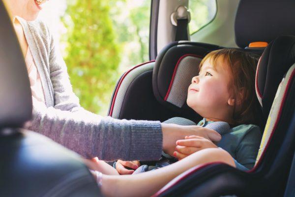 slimline car seats in Australia