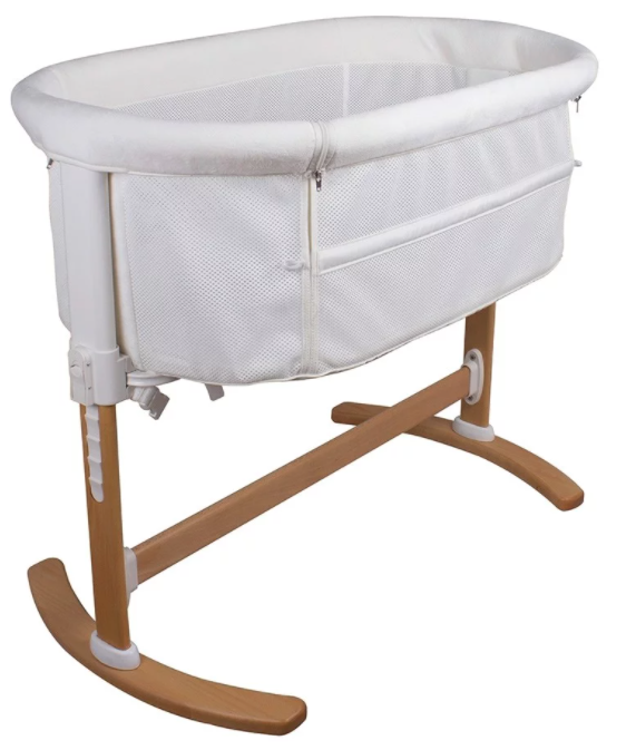 Bebe Care Ole Bedside Sleeper Natural