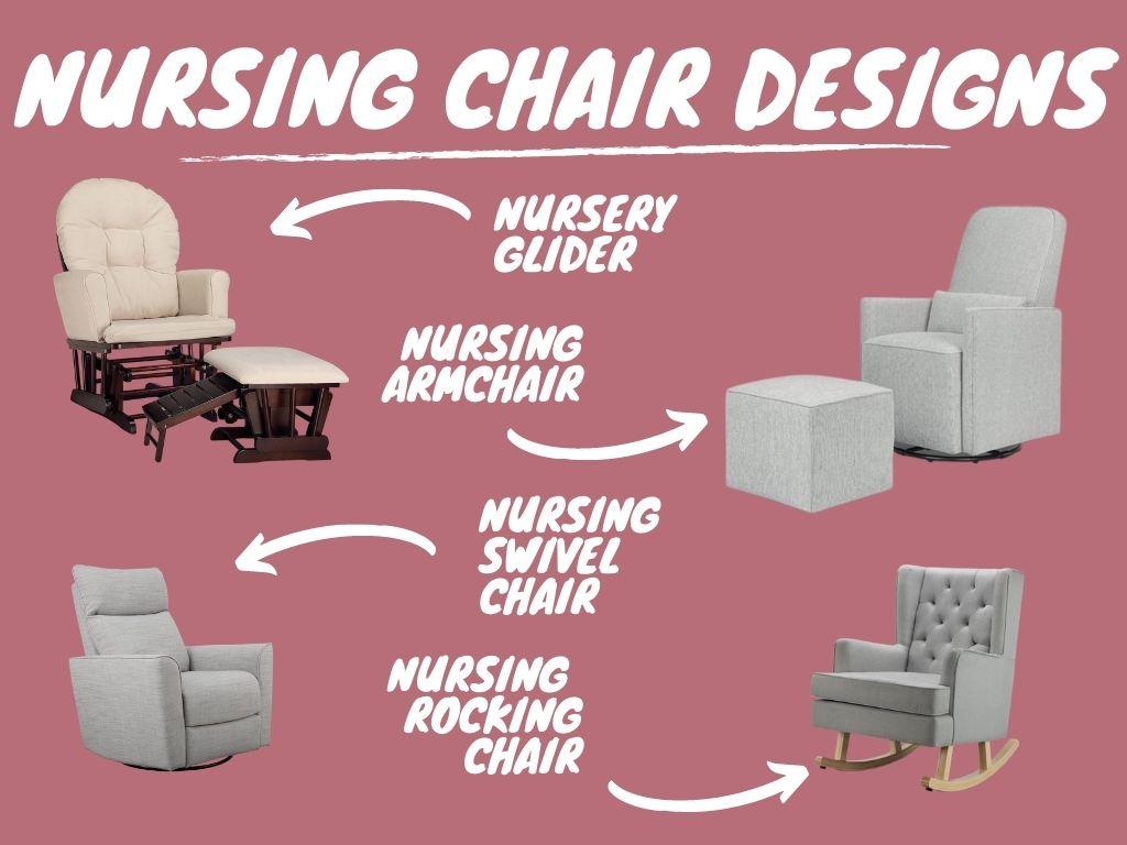 Nursing Chair Designs