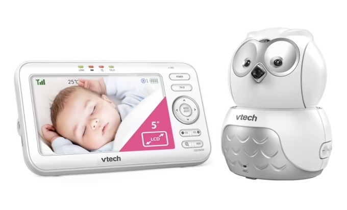 Vtech Owl Baby Monitor